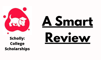 Scholly College Scholarships App Review