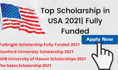 Best Fully Funded Scholarships in USA